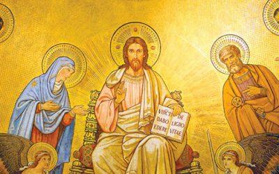 Krisztus, a mindenség királya főünnep