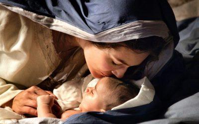 Szűz Mária, Isten anyja